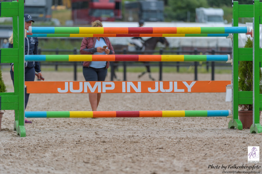 Jump in July 2021